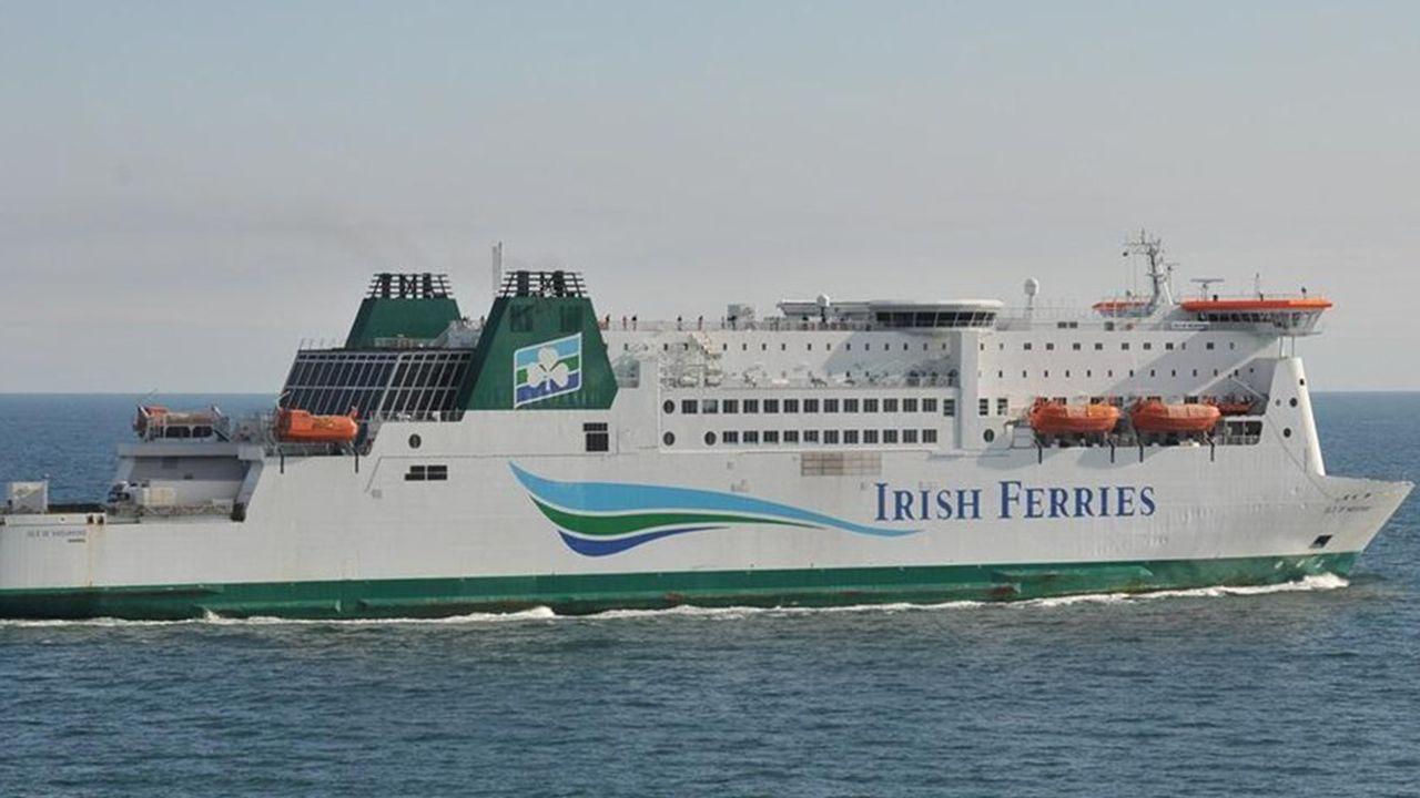 Grande nouveauté, en juin la compagnie irlandaise Irish ferries débarque sur la liaison Calais-Douvres.