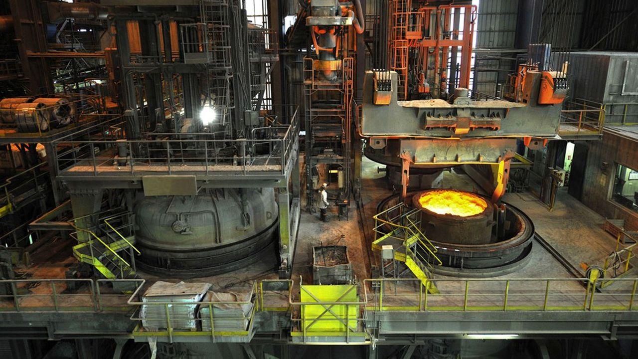 Créée en 1975, et après 150millions d'investissements ces dernières années, l'usine Ascoval à Saint-Saulve (Nord) est l'une des aciéries les plus modernes d'Europe.