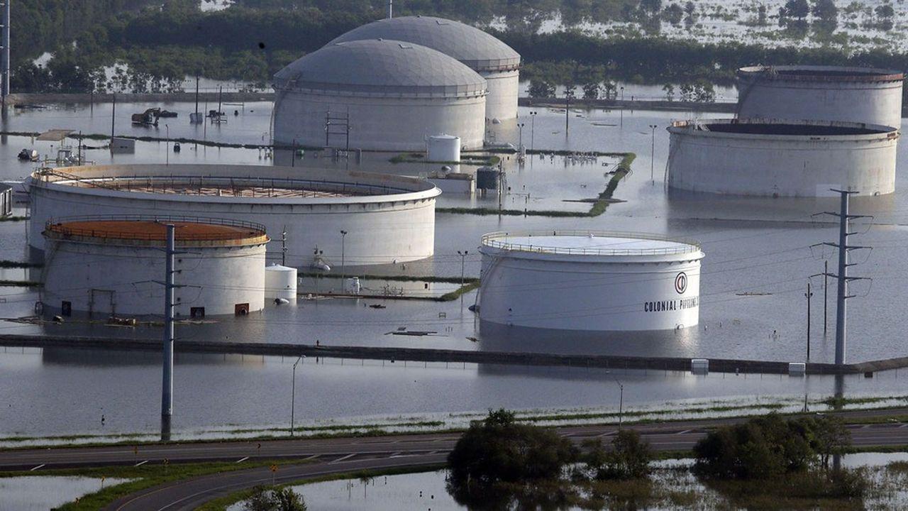 L'oléoduc de Colonial Pipeline qui a été arrêté est long de 8.800 kilomètres et approvisionne la côte Est des Etats-Unis depuis le Golfe du Mexique.