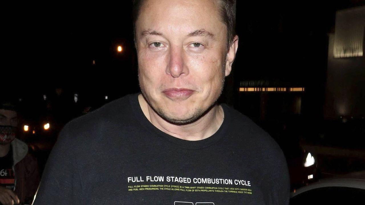Elon Muk, patron de Tesla, s'est autoproclamé «dogefather», le «parrain» de la cryptomonnaie dogecoin.