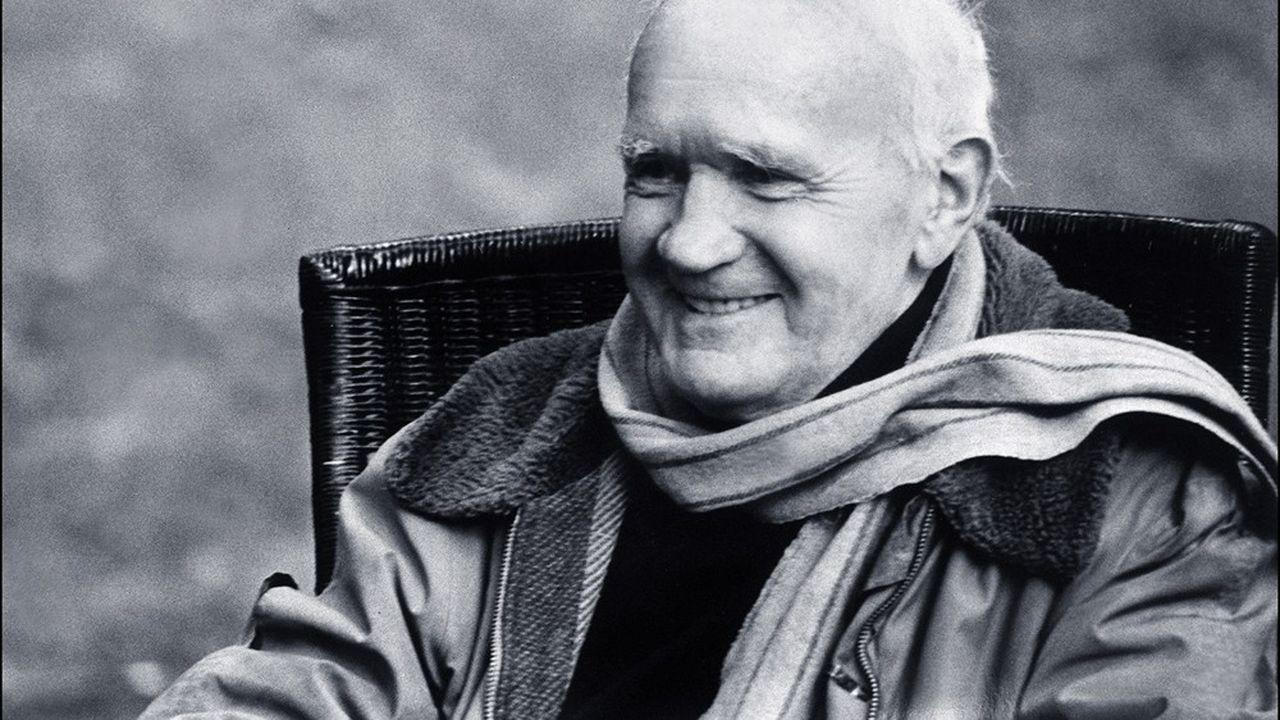 Portrait de Jean Genet (1910-1986), pris en septembre1981 à Paris.