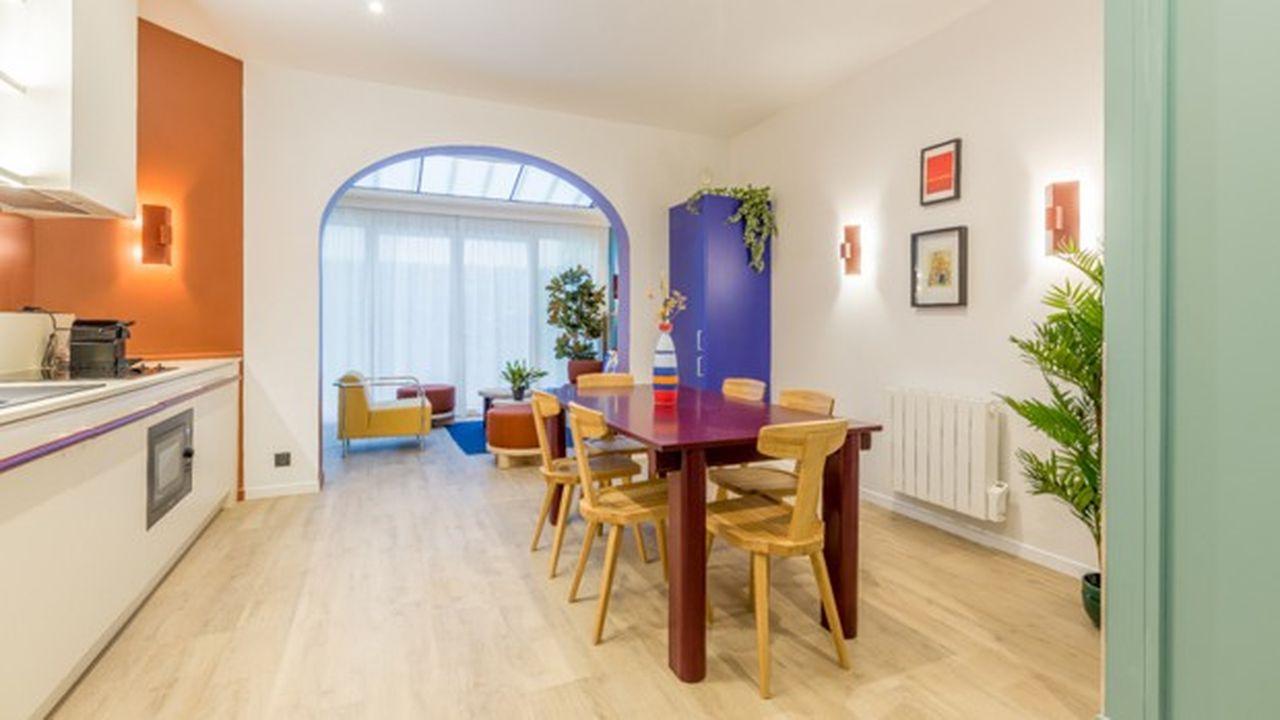 Edgar Suites mise, pour ses appartements hôteliers, sur une décoration soignée et un haut niveau de services.