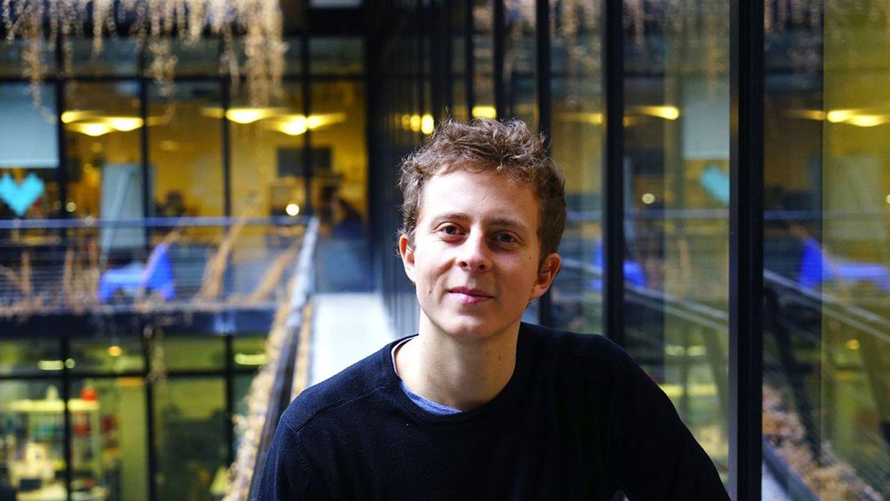 Âgé de trente et unans, Thibault Levi Martin est le fondateur et patron de Partoo.