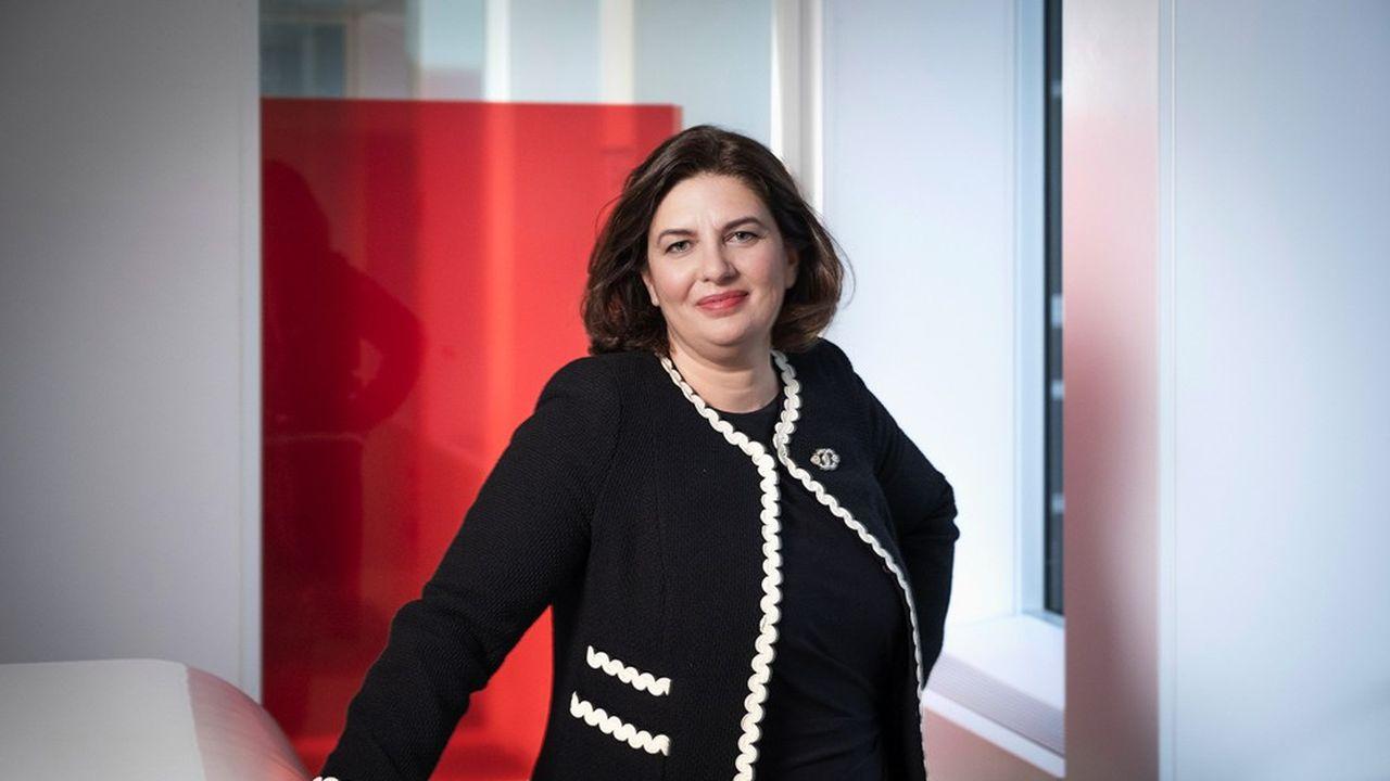 Valérie Baudson prend la direction d'Amundi, après 14 années au sein de la société de gestion.