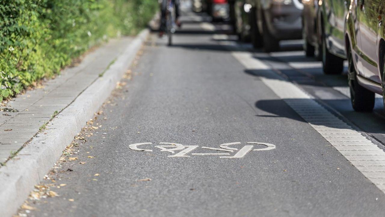 Si 1 citadin sur 5 se mettait durablement au vélo, cela réduirait les émissions carbone de tous les déplacements en voiture en Europe d'environ 8%.