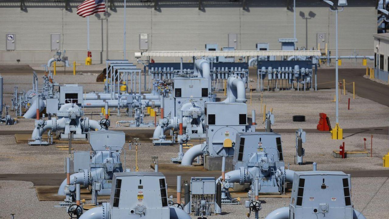 Reliant le Texas à New York sur 8.900 kilomètres, le Colonial Pipeline transporte près de la moitié des carburants consommés sur la côte Est du pays.