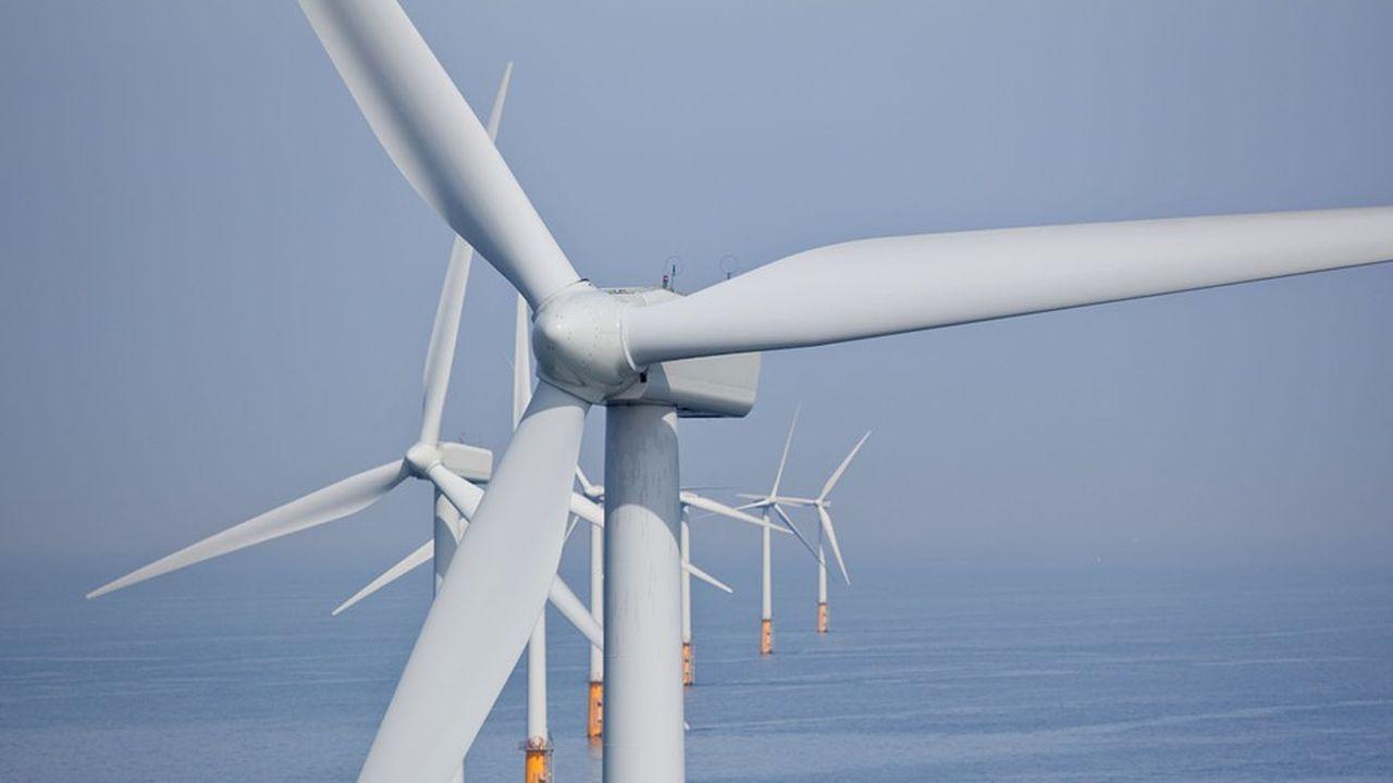 «L'éolien offshore est vital pour la massification des énergies renouvelables dans notre pays», estime Barbara Pompili.