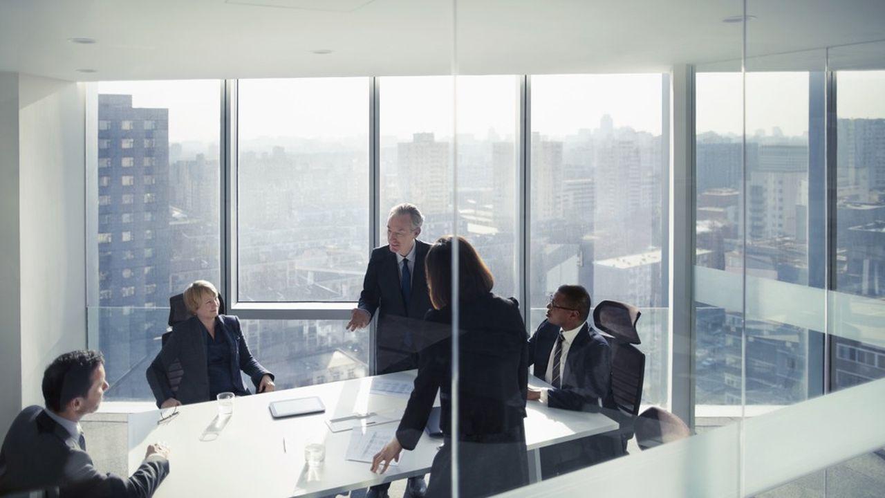 Les grandes sociétés de gestion les plus mixtes comptent 43% de dirigeantes en moyenne, mais un quart n'en ont… aucune, selon le cabinet de recrutement Heidrick & Struggles.