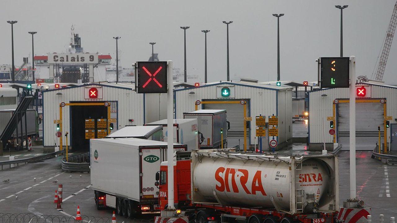 Brexit: comment le transport routier digère les nouvelles règles