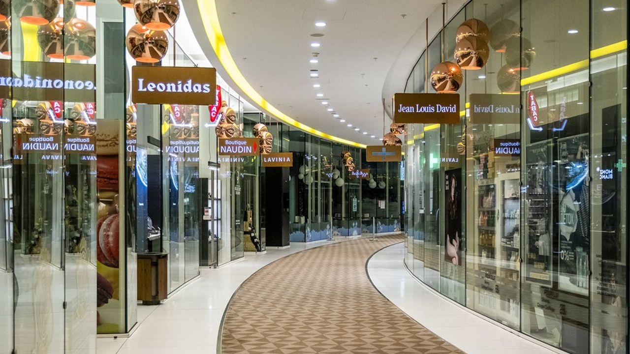 Les centres commerciaux rouvrent tous le 19mai. Les plus grands étaient fermés depuis la fin janvier.