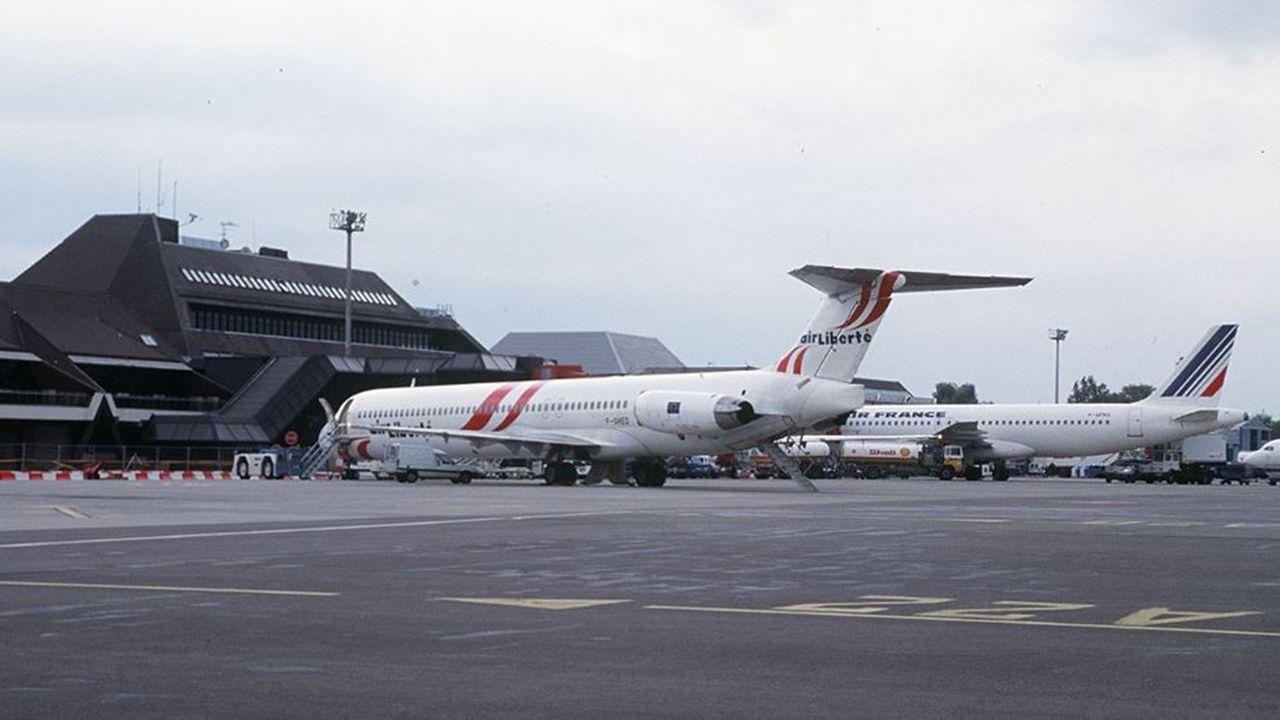 L'aéroport est situé à 12km de Strasbourg