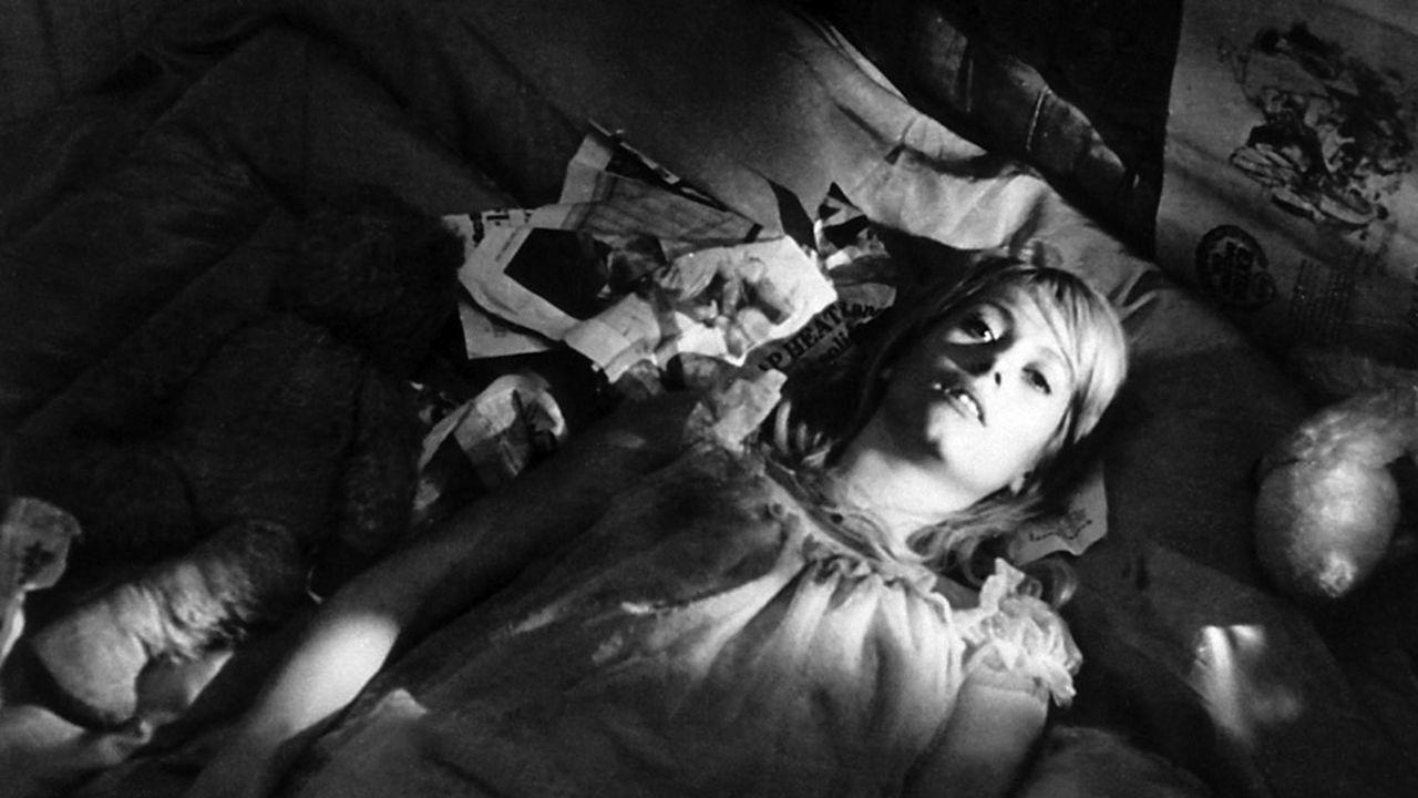 Catherine Deneuve, noyée dans les spirales de «Répulsion».
