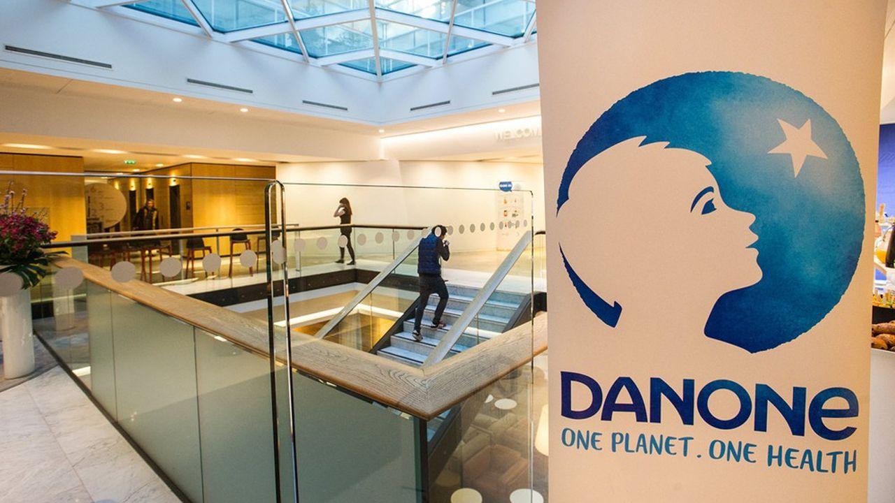 Le successeur d'Emmanuel Faber chez Danone sur le point d'être choisi