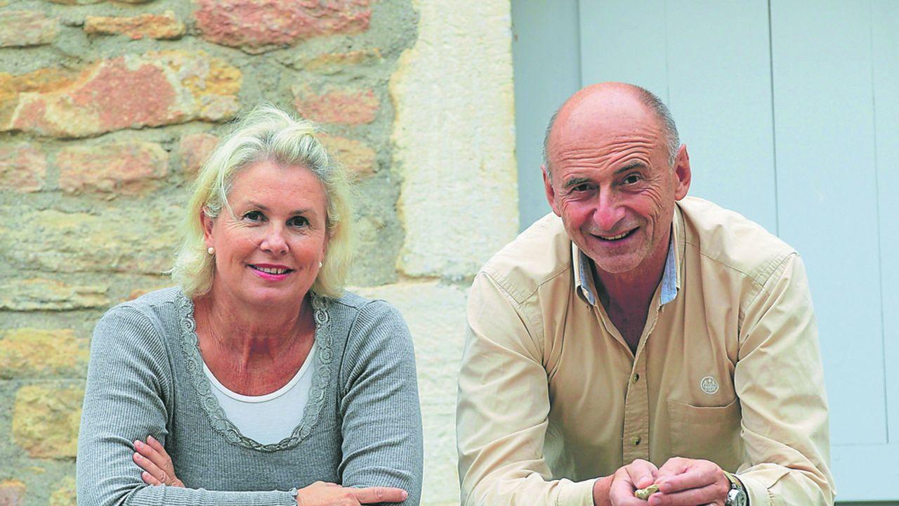 Avec une stratégie commerciale inspirée de l'industrie du luxe, Catherine et Philippe Pascal contribuent à remettre sur le devant de la scène les vins de la côte chalonnaise.