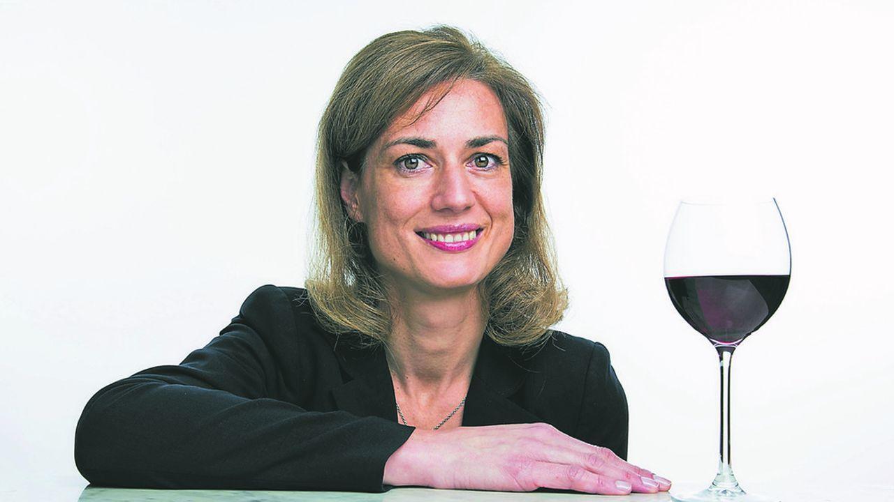 Laure Gasparotto publie «Vigneronne», récit d'une aventure qui l'a transformée.