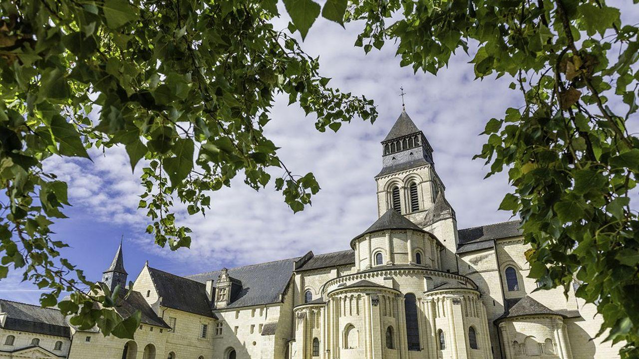 L'Abbaye de Fontevraud reçoit déjà 180.000 visiteurs par an