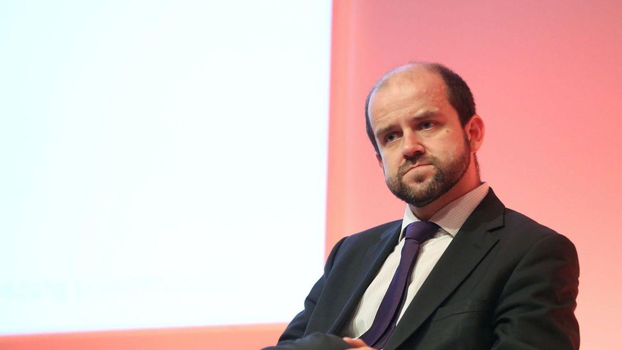Le directeur général du Travail, Pierre Ramain.