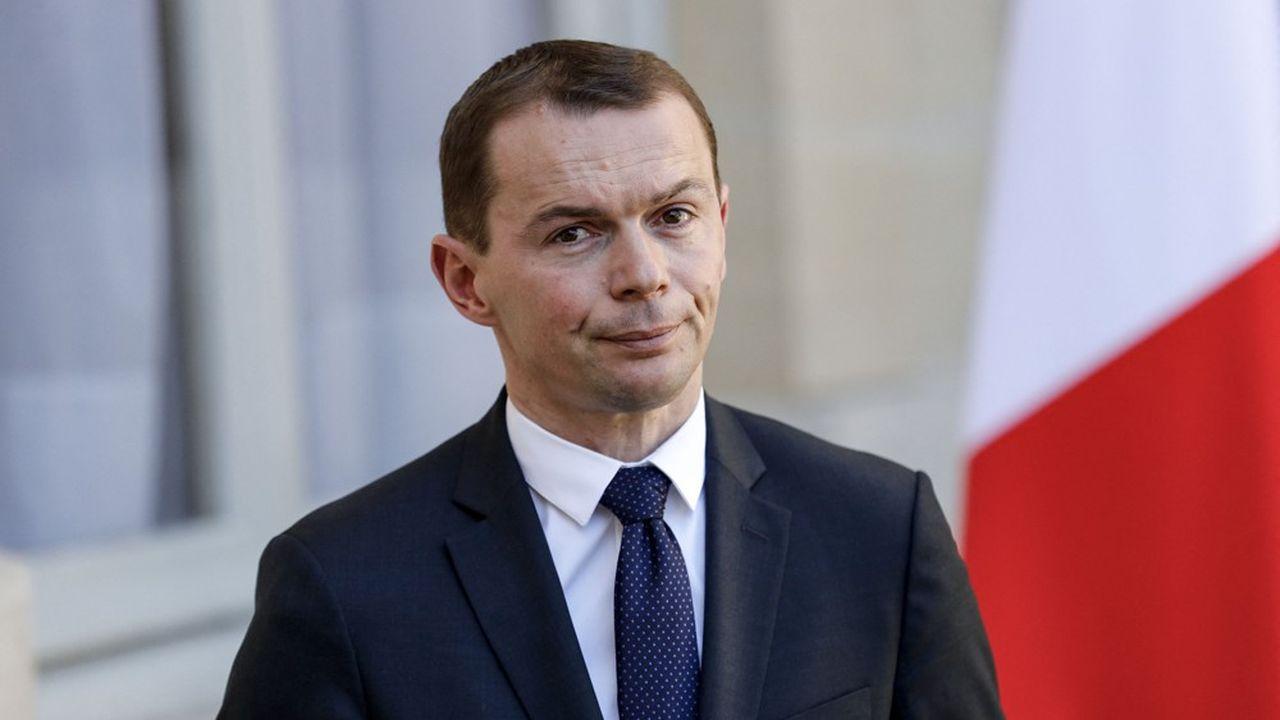 Olivier Dussopt a été auditionné sur le décret d'avance par la commission des Finances du sénat mardi soir.