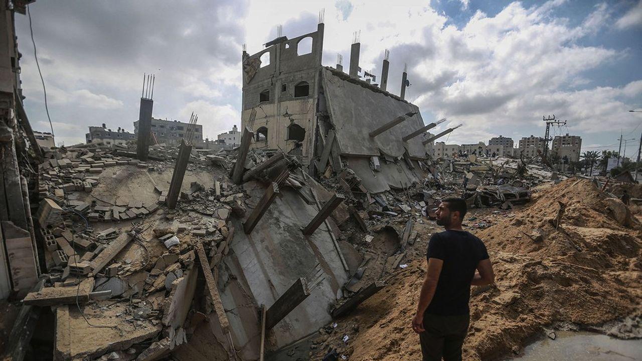 Plus d'une centaine de morts sont à déplorer depuis lundi en Israël et à Gaza depuis lundi.
