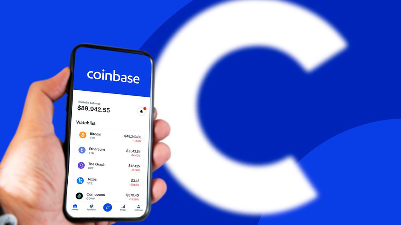 Coinbase plonge de 7% à 240dollars lundi en début de séance et repasse sous son cours de référence de 250dollars.