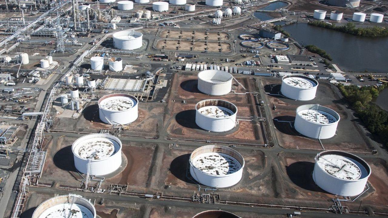 Colonial Pipeline se décrit comme «une autoroute de l'énergie».