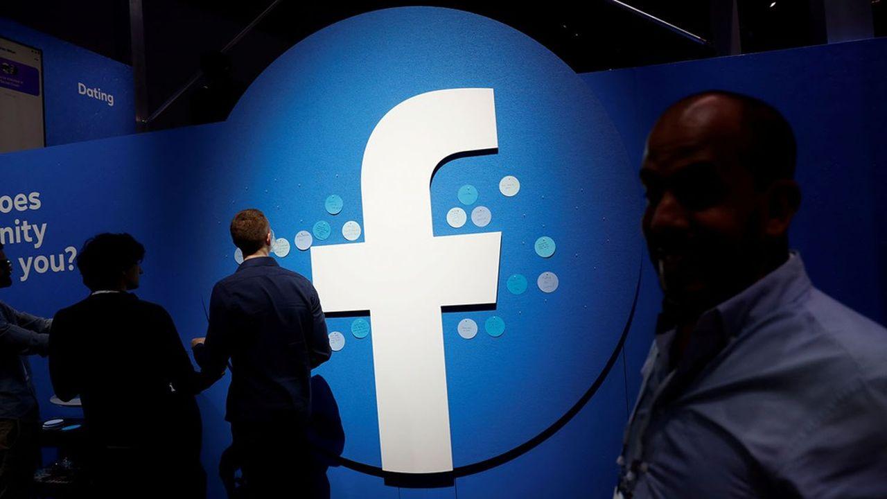 Facebook centre son projet de monnaie privée du futur, baptisé Diem - anciennement Libra -, sur le dollar.