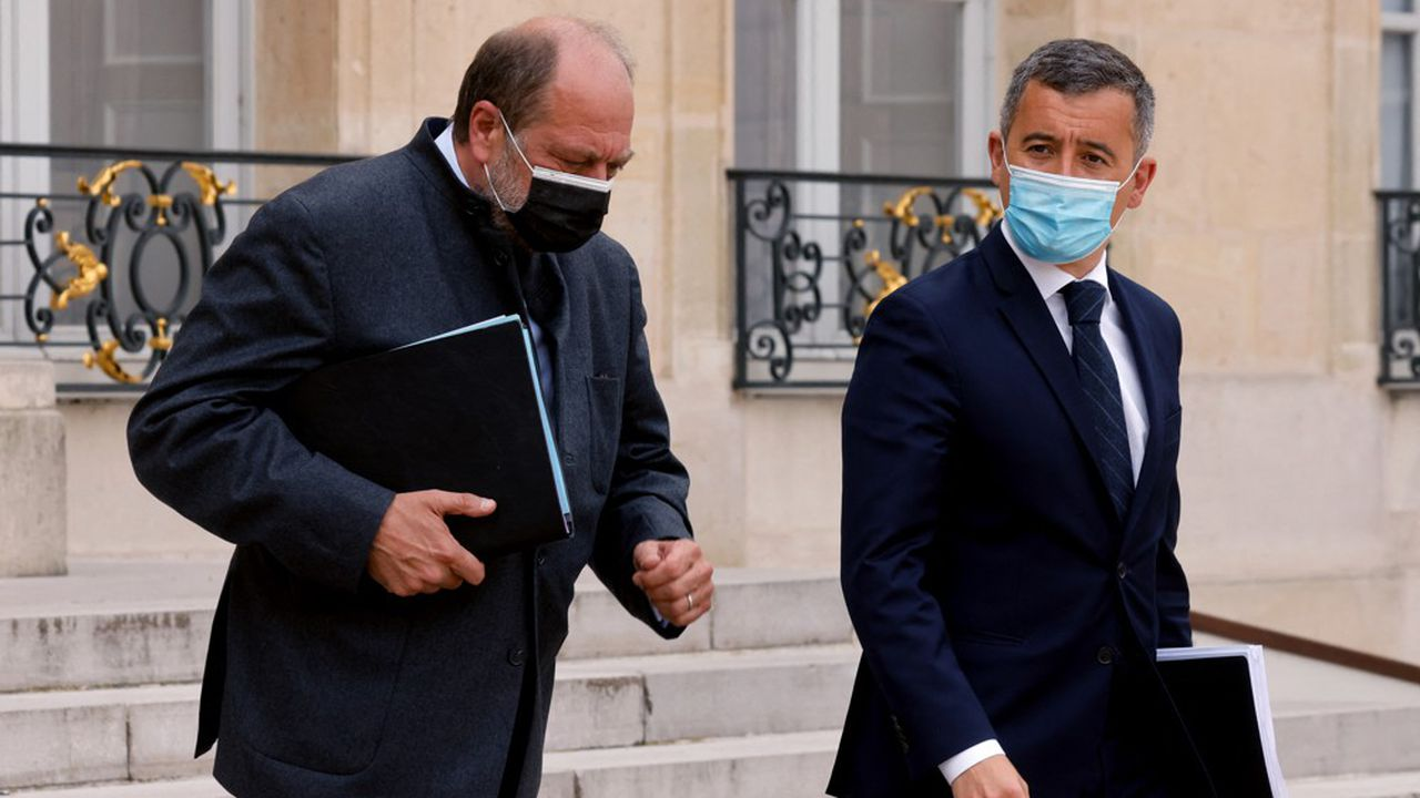 Le ministre de l'Intérieur a rejoint la liste LREM dans les Hauts-de-France, où figure déjà son homologue de la Justice Eric Dupond-Moretti.