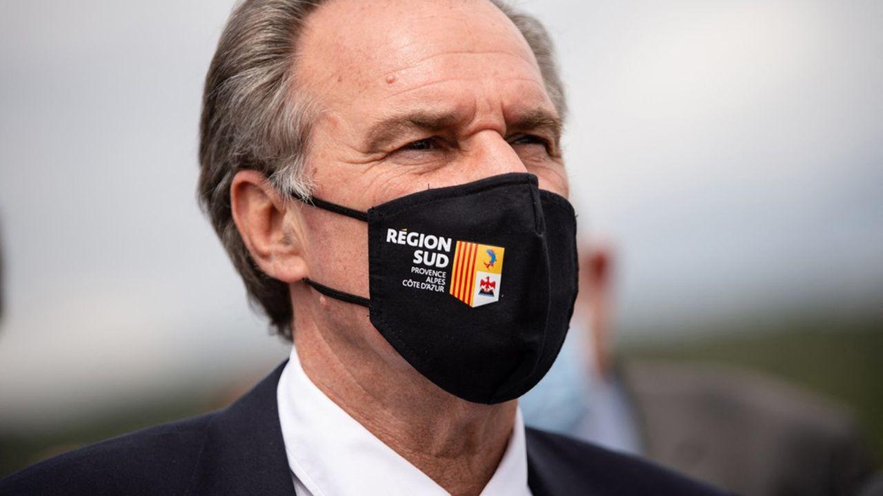Plusieurs ténors de LR ont demandé le retrait du soutien du parti à la liste emmenée par Renaud Muselier pour les élections régionales en Paca