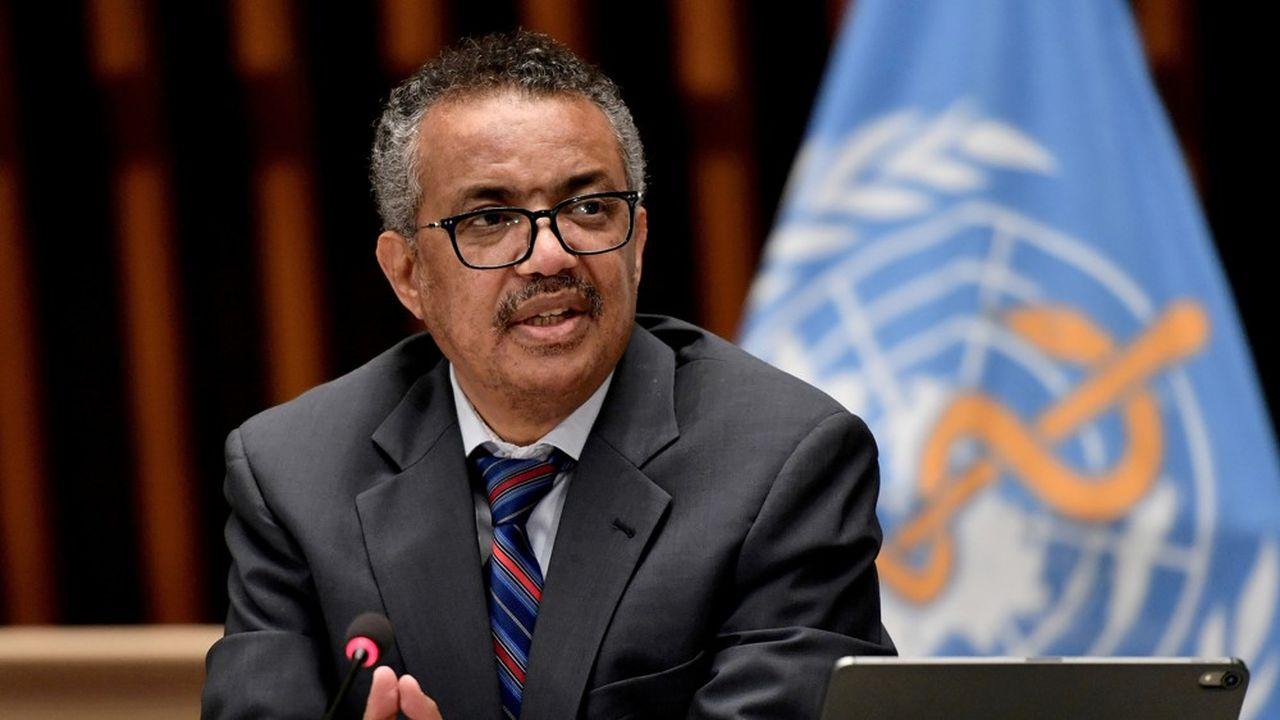 «Au train où vont les choses, la deuxième année de la pandémie sera beaucoup plus mortelle que la première», a avertiTedros Adhanom Ghebreyesus.