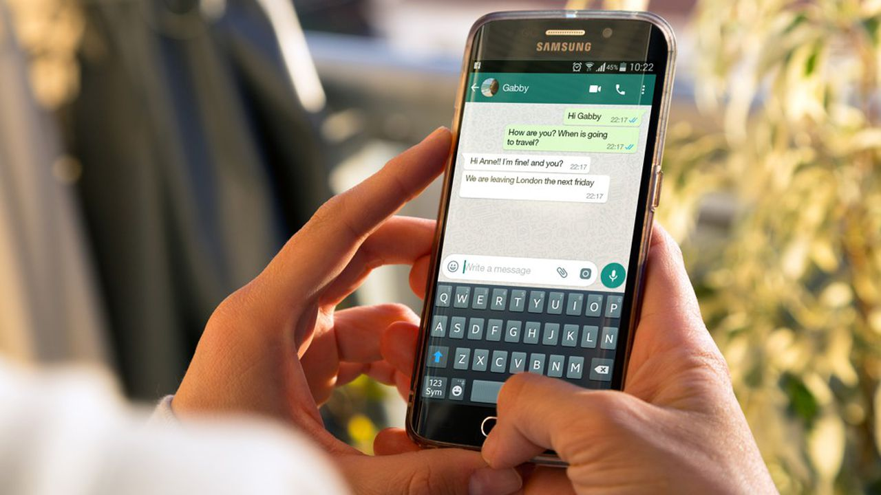 WhatsApp compte plus de deux milliards d'utilisateurs à travers le monde
