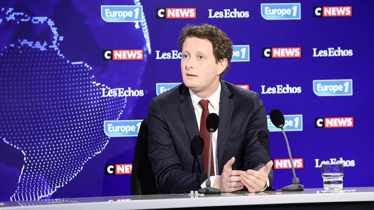 Il segretario di Stato per gli affari europei, Clément Beaune, ha dettagliato le condizioni per l'istituzione del pass sanitario europeo.