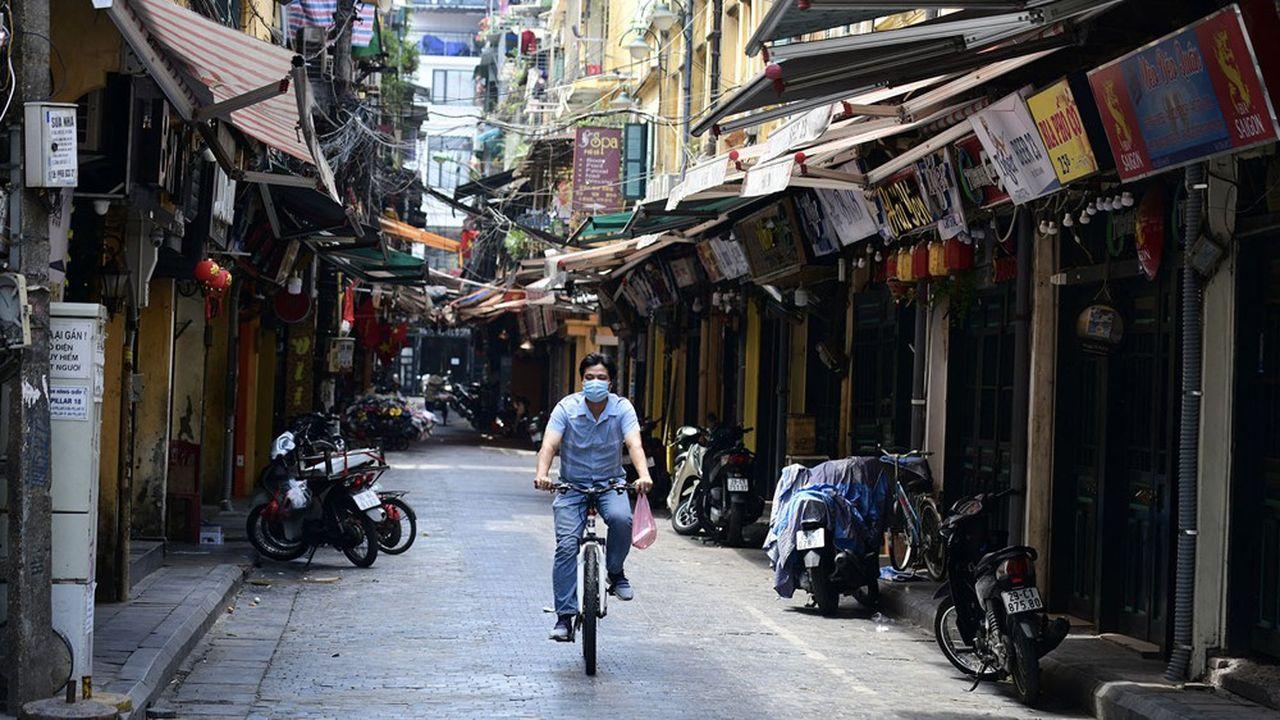 Covid-19 : l'Asie de l'Est frappée par une quatrième vague
