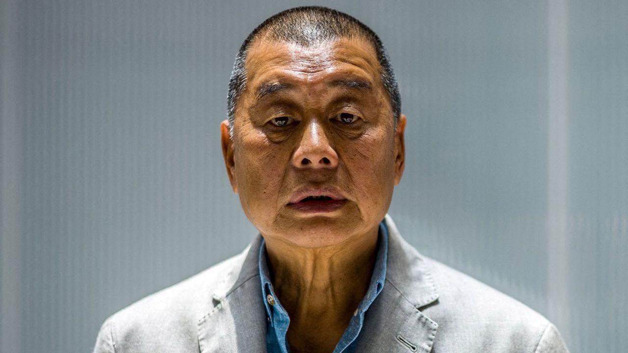 Régulièrement qualifié de «traître» par les médias d'Etat chinois, Jimmy Lai est l'une des plus célèbres figures de l'opposition hongkongaise.