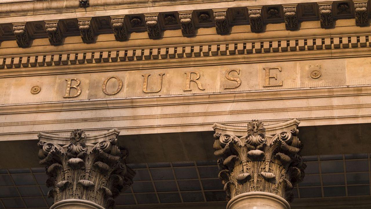 Les suspensions de cotation à la Bourse de Paris ne sont pas inhabituelles, mais habituellement courtes.