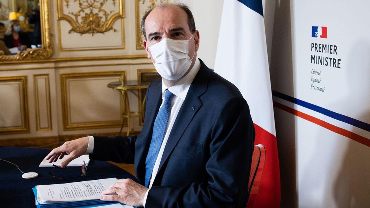 Le Premier ministre, Jean Castex, a annoncé lundi le déblocage d'environ 1milliard d'euros supplémentaires en faveur du logement neuf «sobre en foncier et durable».
