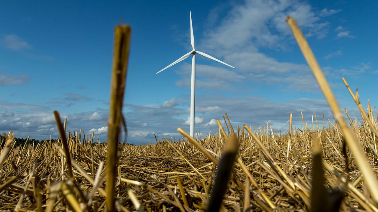 Engie compte ajouter 3 gigawatts de capacités éoliennes et solaires cette année, puis 4 gigawatts par an jusqu'au milieu de la décennie.