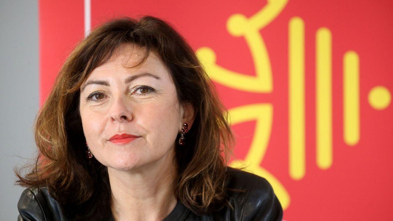 Carole Delga, la présidente sortante de la région Occitanie, brigue un nouveau mandat.