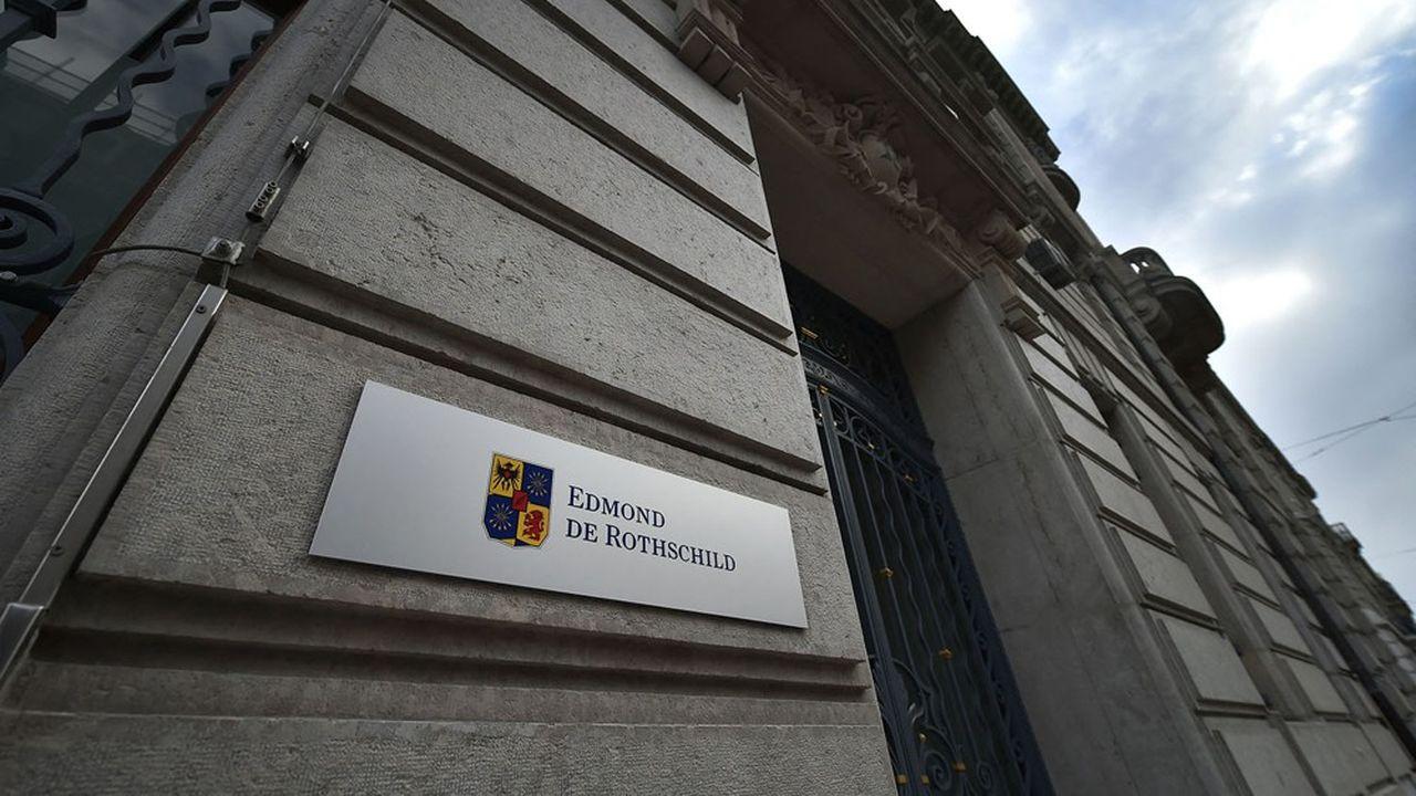 La banque privée suisse Edmond de Rothschild n'est pas à l'initiative sur le marché.