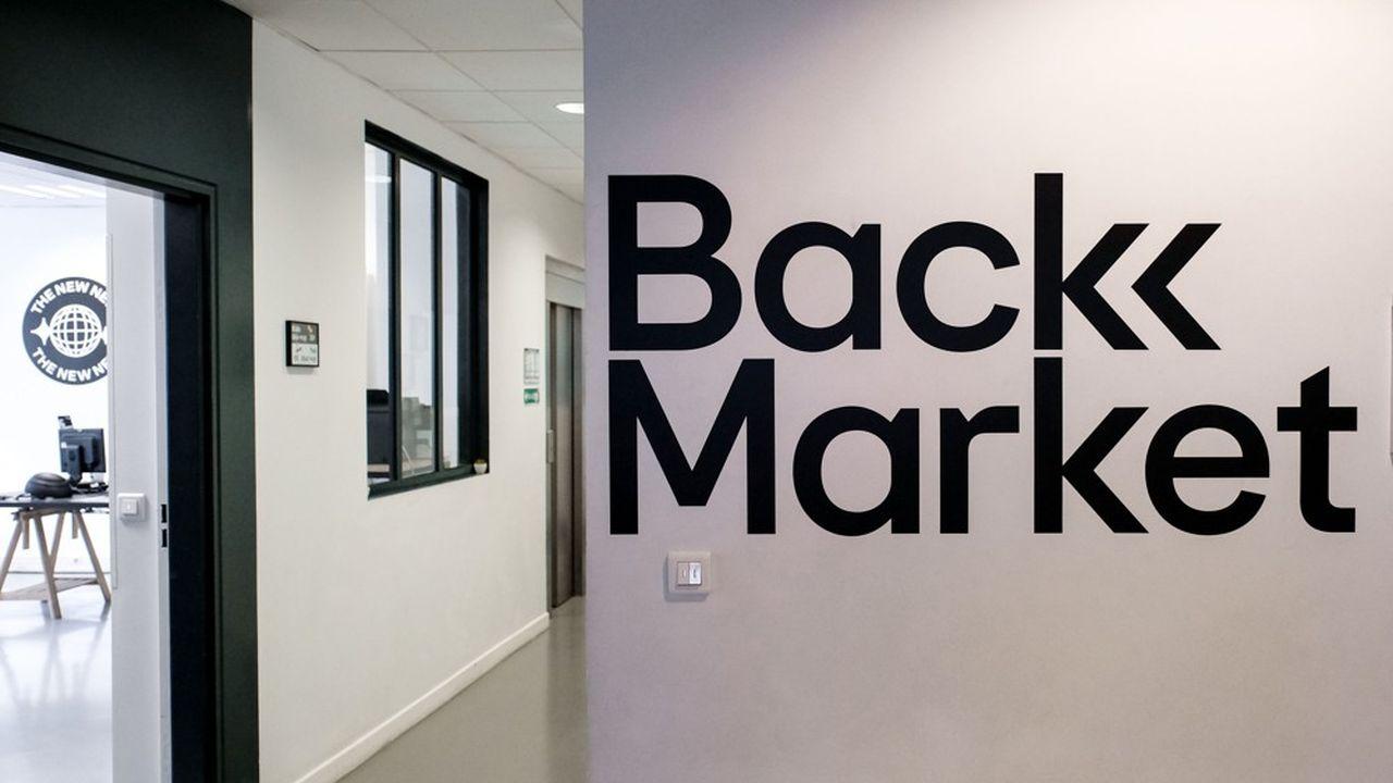 La plateforme Back Market vend principalement des smartphones reconditionnés.