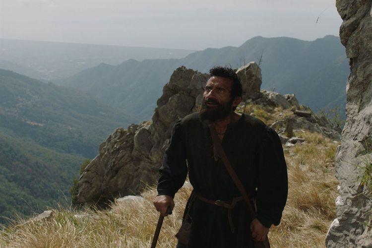 Alberto Testone dans «Michel-Ange» d'Andreï Konchalovsky.