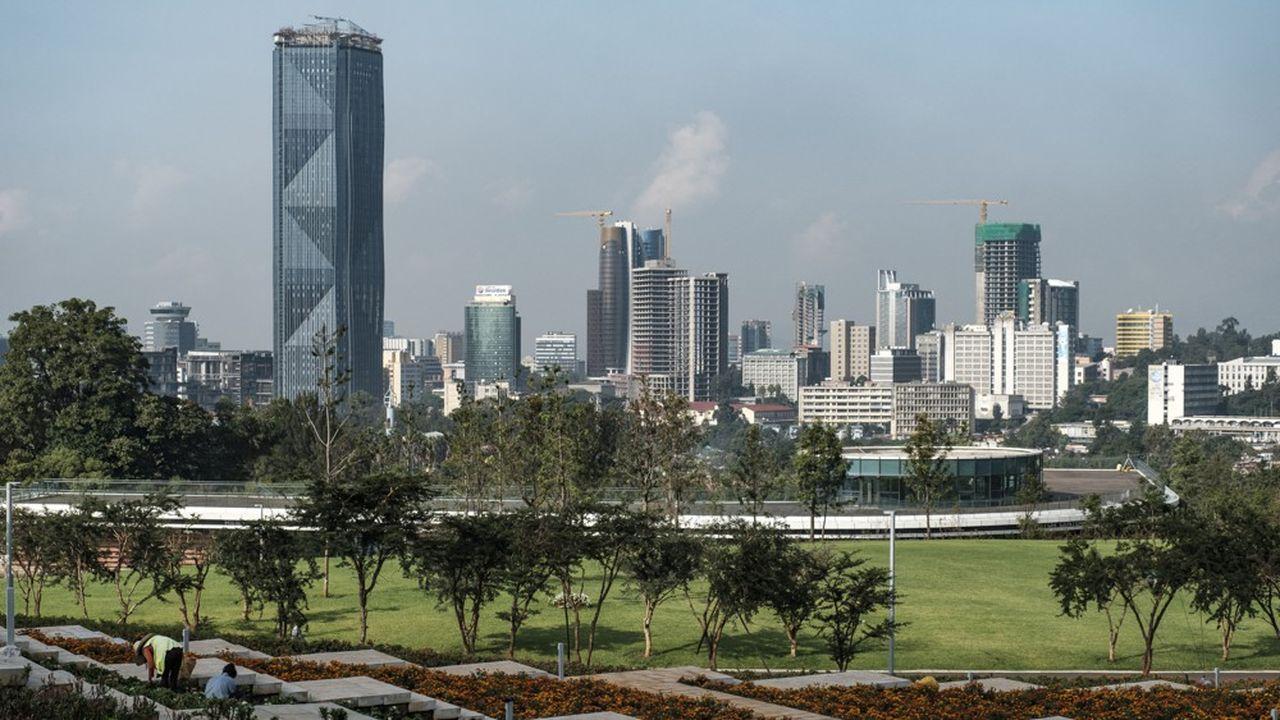 L'agence Moody's a annoncé mardi l'abaissement de la notation de la dette émise par l'Ethiopie.