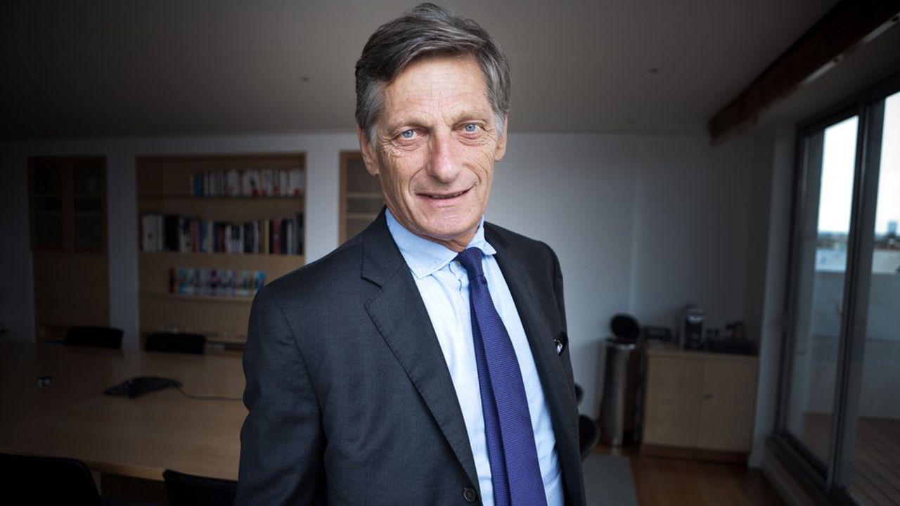 Nicolas de Tavernost deviendra le PDG du nouvel ensemble formé par TF1 et M6.