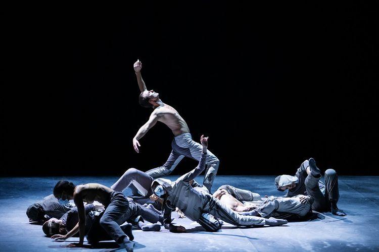 «Brise-Lames», le ballet de Damien Jallet pour lancer la saison danse de l'Opéra de Paris