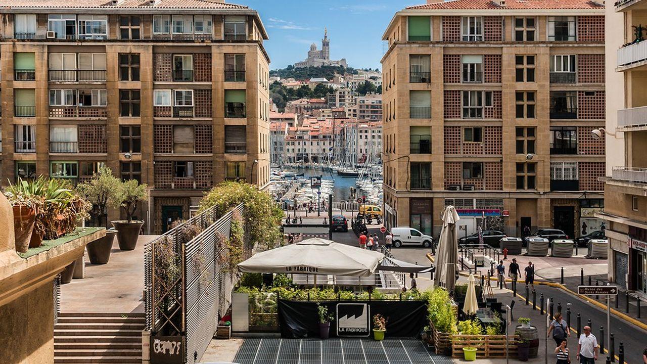 A Marseille, l'achat d'un mètre carré «tout compris» revient selon l'étude SeLoger-Empruntis à 4 .078 euros le mètre carré.