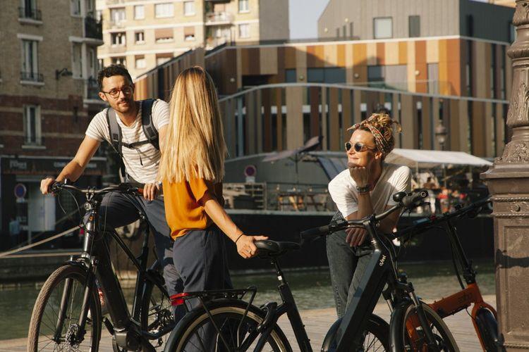 Tandem veut remplacer la traditionnelle «voiture de fonction» en «vélo de fonction». Ca vous tente?