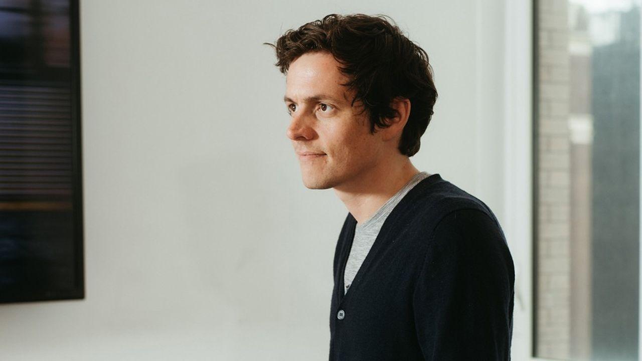 Pierre Dubuc, cofondateur d'OpenClassrooms.