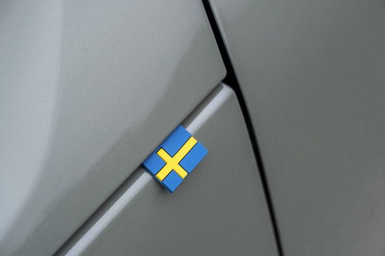 Suédois et fier de l'être.