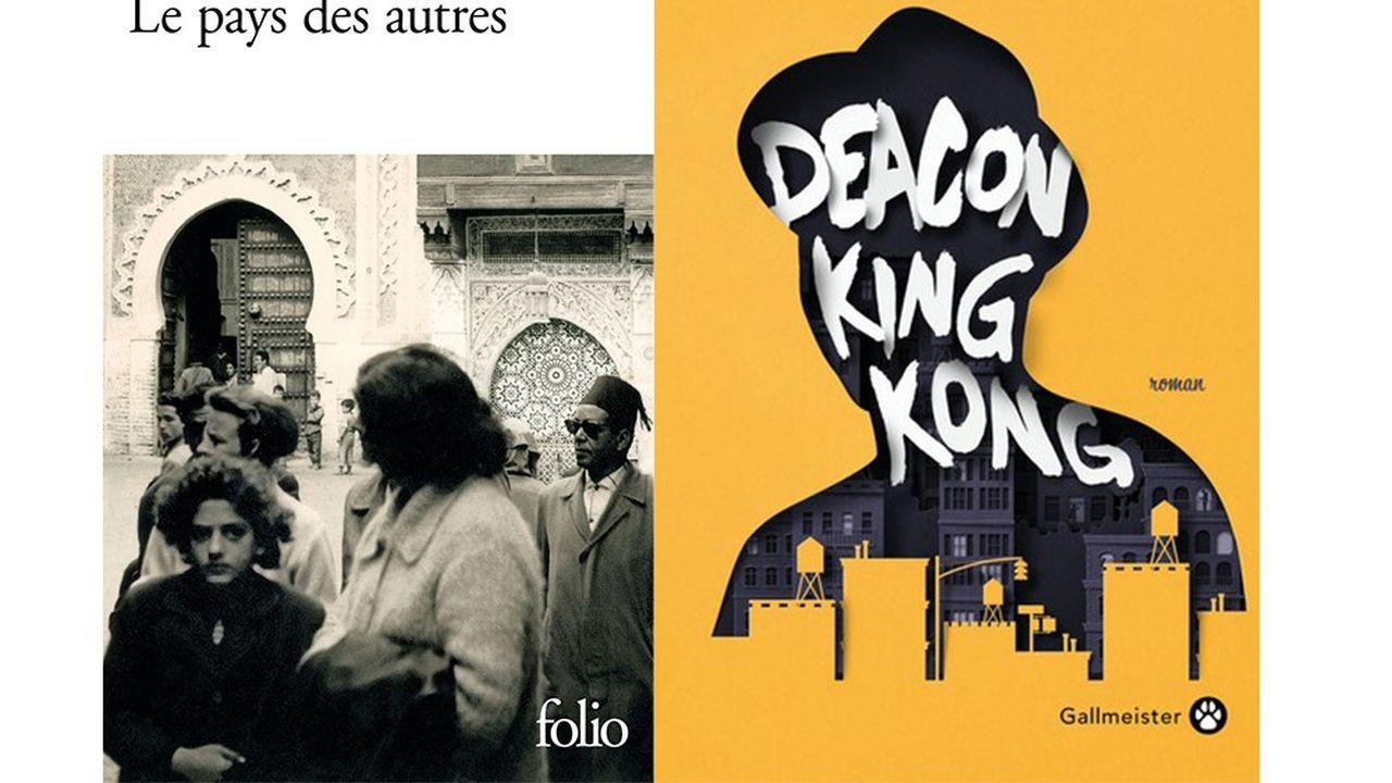 Slimani, McBride, Genet… Les livres de la semaine.