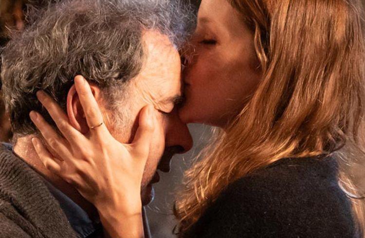 François Morel et Audrey Bonnet dans «Atelier Vania», par Francis Weber.