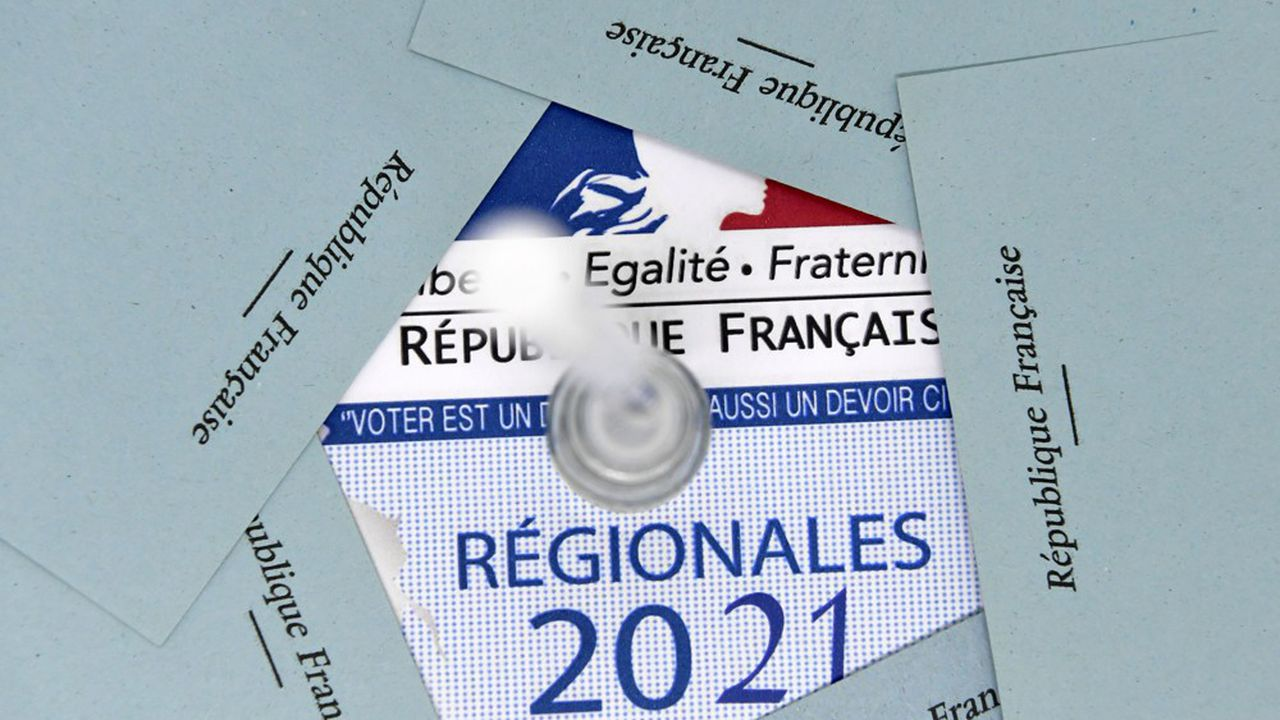 Les régionales doivent se tenir les 20 et 27 juin prochains.